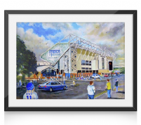 elland road going to the match